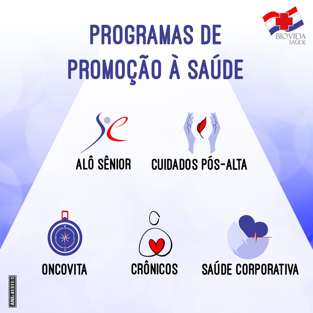 Programa de Promoção à Saúde